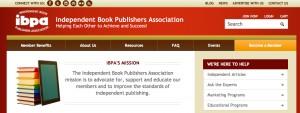 IBPA Web site