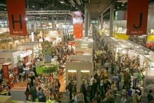 Frankfurt Show Floor