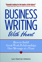 Business Writing with Heart for IBPA3inch