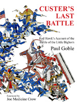 Custer's Last Battle - for IBPA