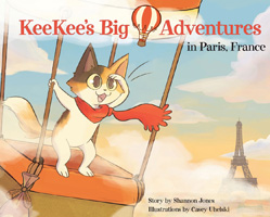 KeeKee's Big Adventures in Paris, France