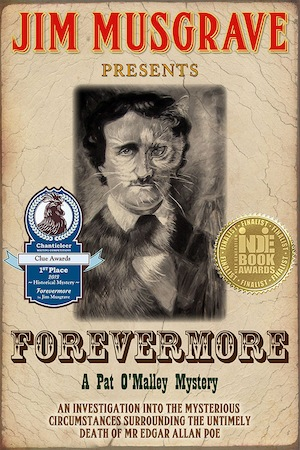 Forevermore cover with prizes