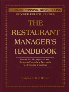 Restaurant Manager's Handbook Photo
