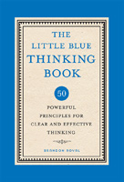 Little Blue Thinking Book