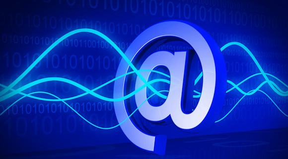Email Filter And Technology Concept